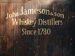 Jameson Whiskey Ireland Travel