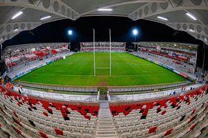 Ireland Rugby Arena