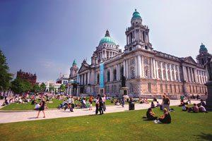 Ireland Cities