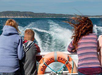 Northern Ireland - Boat