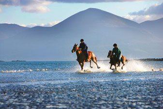 Northern Ireland Horseback riding