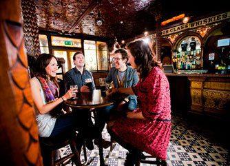 Northern Ireland Pub