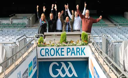 Ireland Vacation Packages - Leading Cities Economic Group at Croke Park in Dublin