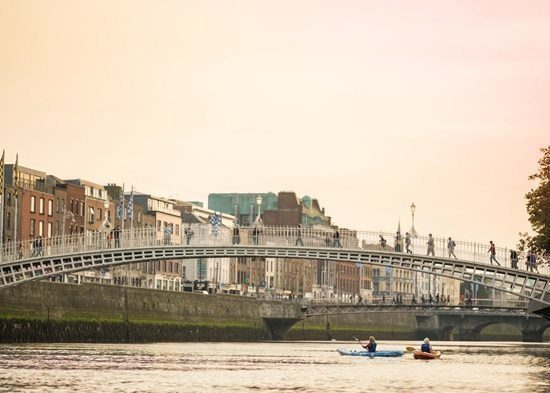 Dublin is one of the most walk-able cities in Europe, on these cobbled streets you will find an eccentric mix of the old and the new Ireland