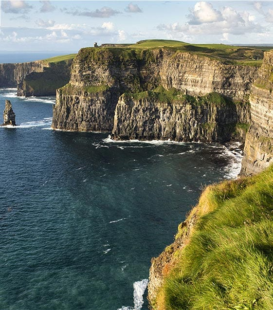 The Cliffs Of Moher: Ireland's Favorite Tourist Attraction